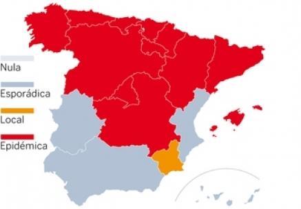 La epidemia de gripe sigue golpeando a Cantabria con especial virulencia