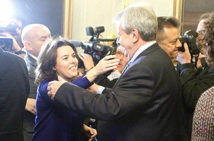 """Cantabria reclamará en la Conferencia de Presidentes un sistema """"justo y solidario"""" de financiación autonómica"""