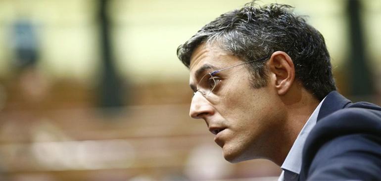 """Madina enfoca a Pedro Sánchez: """"Hay quien piensa en sí mismo y luego en el partido"""""""
