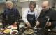 Revilla cocinero en Las Carolinas a favor de ACNUR