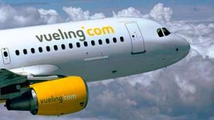 Vueling operará por la tarde el vuelo a Barcelona