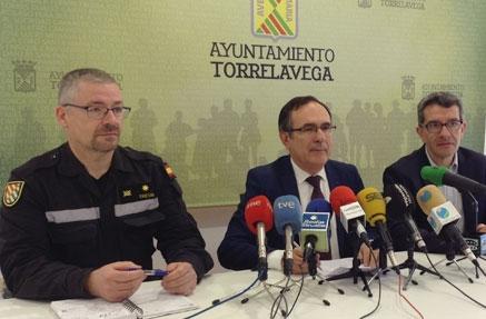 """Torrelavega es el """"epicentro de operaciones"""" de las Maniobras 'Cantabria 2017'"""