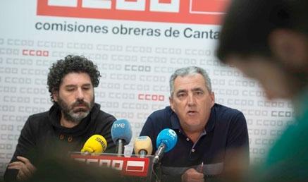 En riesgo 200 empleados de Correos de Cantabria, por los recortes presupuestarios