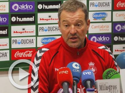 """""""Afrontamos la eliminatoria con respeto pero creo que tenemos un buen equipo"""" dice Viadero"""