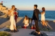 El glasswalking, la nueva tendencia entre los novios más atrevidos