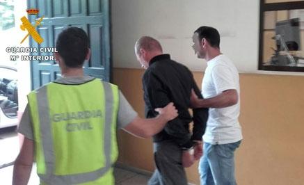 Detenidos dos rumanos de un grupo itinerante especializado en  robos con fuerza en bares