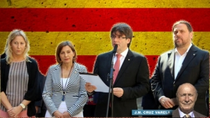 Referéndum catalan, mayúsculo desproposito