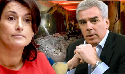 """Fuentes Pila pide a Igual que """"se deje ya de medias verdades"""" en el derrumbe del edificio de la calle Sol 57"""