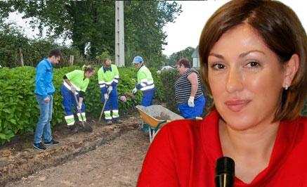 Polanco inicia seis programas de empleo contratando a 48 desempleados