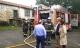 Fallece un octogenario en el incendio de su vivienda en Tezanos