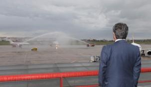 El 'Seve Ballesteros'  se alza con el mayor incremento en pasajeros de los aeropuertos del Norte
