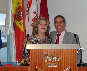 """El poeta cántabro José Luis Ruiz Vidal, primer premio del certámen de sonetos """"Blas de Otero"""""""