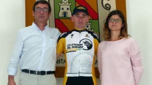 Jesús Ventura logra ser el primer cántabro en completar el circuito de ciclismo extremo