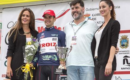 La Vuelta a Cantabria tiene como protagonista Camargo