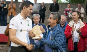 Víctor González gana el XIX Campeonato de Bolos PRC