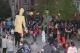 """""""Los Monstruos de la Universal"""" animaron la fiesta de Halloween lpor calles y plazas"""