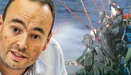 Podemos en busca de la defensa de los pescadores de bonito