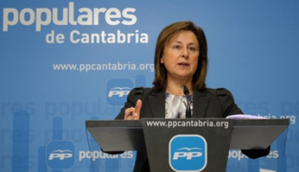Ana Madrazo: El Gobierno de Cantabria 'muerde la mano que le da de comer'