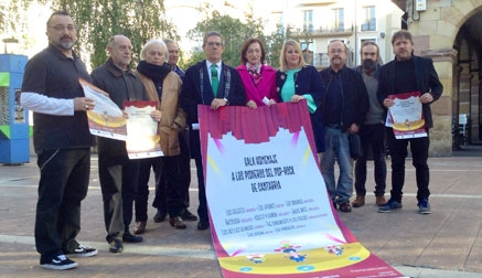 Gala Homenaje a los Pioneros del Pop Rock de Cantabria