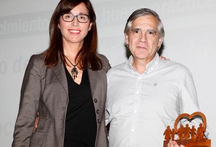 El Centro de Salud Puertochico recibe el 'Premio Top 20'