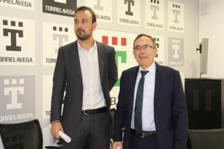 """El alcalde de Torrelavega, superoptimista, afirma que """"2017 ha sido positivo"""""""