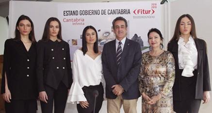 Turismo de Cantabria acude a Fitur´18 con el lema 'Patrimonio de la Humanidad'