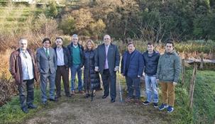 Se presenta en Polanco el proceso de participación pública del ANEI del Pozo Tremeo