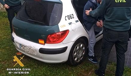Detenidos dos presuntos autores de robos con fuerza en Cantabria