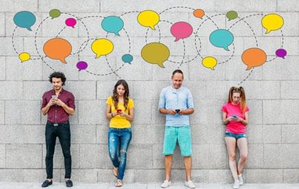 Las redes sociales suman 660 nuevos usuarios cada minuto