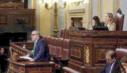 """Hernando reclama al Gobierno central """"lealtad"""" y el pago de la deuda de Valdecilla"""