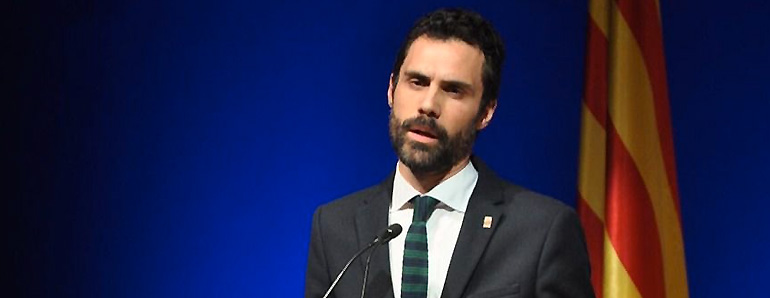 """Torrent anula la investidura de Turull y pide un """"frente unitario"""" en defensa de la democracia"""