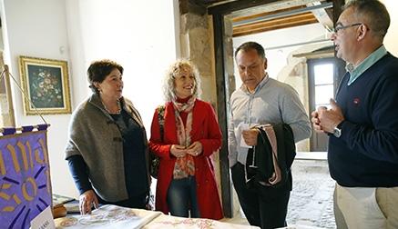La vicepresidenta resalta el papel protagonista de la mujer en el desarrollo de Cantabria