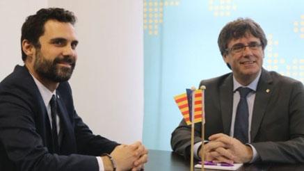El independentismo se debate entre adelantar elecciones o imponer a Puigdemont