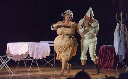 El I Circuito de Teatro Aficionado inicia su andadura en Ramales, Selaya y Comillas