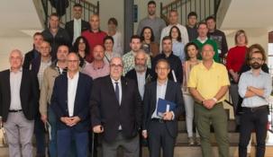 Oria asiste en Ramales de la Victoria a la puesta en marcha de proyectos con una inversión de 4,2 millones de euros