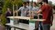 Acueductos resistentes y originales en los concursos de puentes