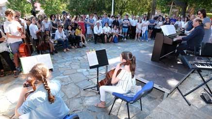 Jornadas de 'puertas abiertas' en el Conservatorio Municipal de Santander