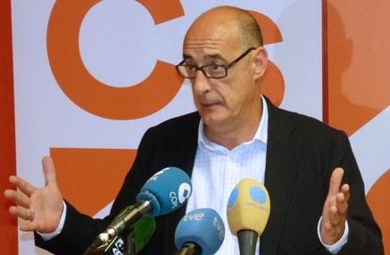 Cs niega la existencia de un pacto secreto con el PP en Santander