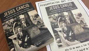 Polanco acoge este miércoles la presentación del libro con la biografía de Jesús Cancio