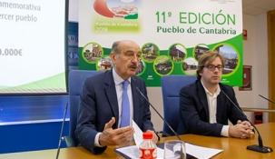 El Gobierno convoca la XI edición del Premio 'Pueblo de Cantabria'