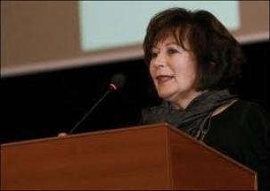 Próxima entrega a Delia Laguillo del título de Socia de Honor de la Sociedad Cántabra de Escritores