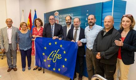 Con un presupuesto  de 3.569.390 euros Cantabria liderará, en el Arco Atlántico, la lucha contra los plumeros