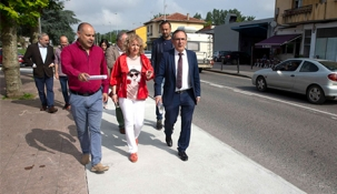El carril bicii Torrelavega-Reocín entrará en funcionamiento en tres semanas