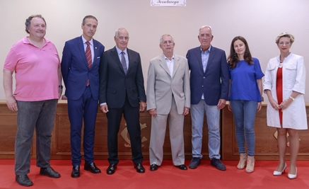 El Circulo de Recreo de Torrelavega rinde homenaje a sus socios