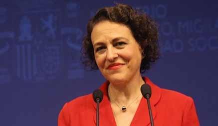 Magdalena Valerio quiere un impuesto a la banca para pagar las pensiones