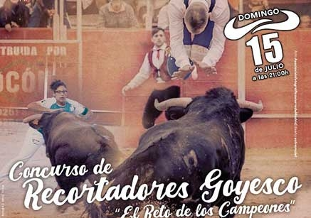 Revilla de Camargo acoge su primer concurso de recortadores