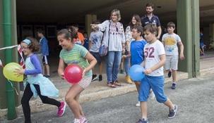 Un millar de niños participa este verano en Camargo en el programa de conciliación familiar 'Abierto por Vacaciones'