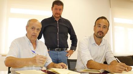 El Ayuntamiento reafirma su apoyo al centenario Concurso de Bolos de La Patrona