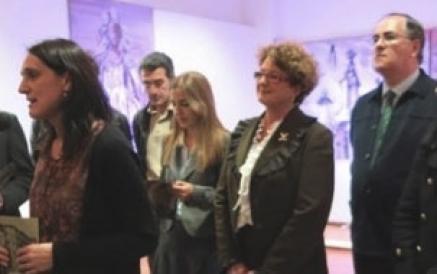 Muestra en la Sala Garcilaso de la artista Elena Illera