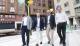 Mazón acude a la inauguración de la Plaza de la Constitución en Reinosa